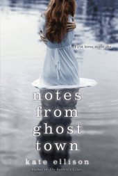 Notes from Ghost Town Cover