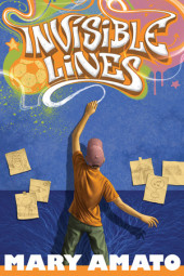 Invisible Lines Cover
