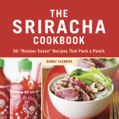The Sriracha Cookbook Cover