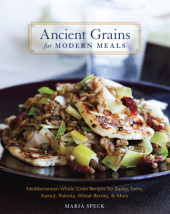 Ancient Grains for Modern Meals Cover
