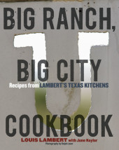 Big Ranch, Big City Cookbook Cover