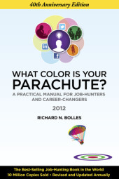 What Color Is Your Parachute? 2012 Cover