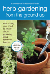 Herb Gardening from the Ground Up Cover