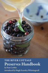 The River Cottage Preserves Handbook Cover
