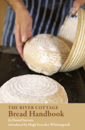The River Cottage Bread Handbook Cover