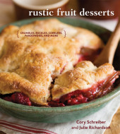 Rustic Fruit Desserts Cover