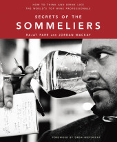 Secrets of the Sommeliers Cover