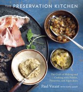 The Preservation Kitchen Cover