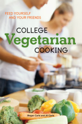 College Vegetarian Cooking Cover
