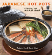 Japanese Hot Pots Cover
