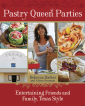 Pastry Queen Parties Cover