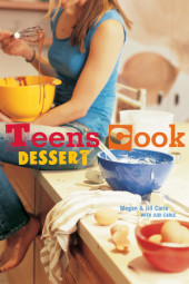 Teens Cook Dessert Cover