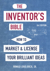 The Inventor's Bible, 3rd Edition Cover