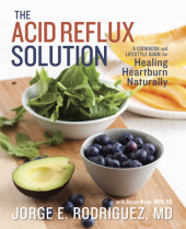 The Acid Reflux Solution Cover