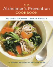 The Alzheimer's Prevention Cookbook Cover