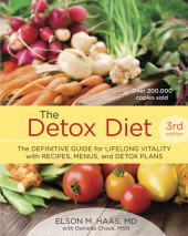 The Detox Diet, Third Edition Cover