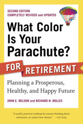 What Color Is Your Parachute? for Retirement, Second Edition Cover