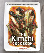 The Kimchi Cookbook Cover