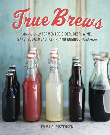 Saturday Recipes: True #Brews . . . an accessible home-brew guide