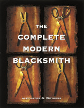 The Complete Modern Blacksmith Cover