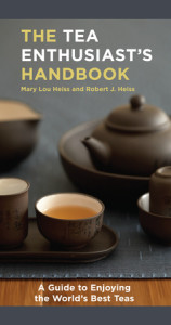 The Tea Enthusiast's Handbook Cover