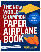 The New World Champion Paper Airplane Book Cover