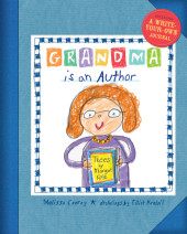 Grandma is an Author Cover