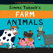 Simms Taback's Farm Animals Cover