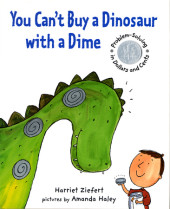 You Can't Buy a Dinosaur With a Dime Cover