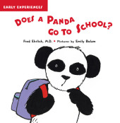 Does a Panda Go to School? Cover