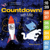 Countdown with Milo and Mouse Cover
