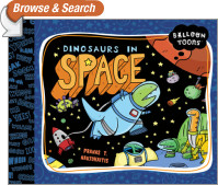 Balloon Toons: Dinosaurs in Space