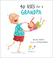 40 Uses for a Grandpa Cover