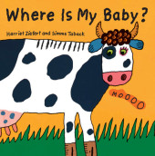 Where Is My Baby? Cover