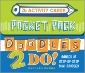 Pocket Packs: Doodles 2 Do