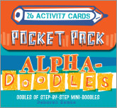 Pocket Packs: Alpha-Doodles