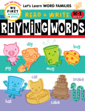 Read + Write: Rhyming Words Cover
