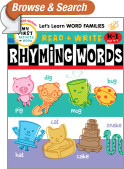 Read + Write: Rhyming Words