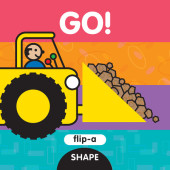 Flip-a-Shape: Go! Cover