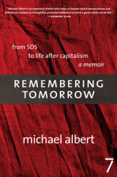 Remembering Tomorrow Cover