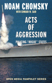 Acts of Aggression Cover