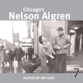 Chicago's Nelson Algren Cover