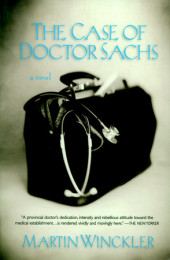 The Case of Dr. Sachs Cover