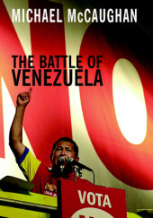 The Battle of Venezuela Cover