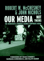 Our Media, Not Theirs Cover