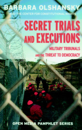 Secret Trials and Executions Cover