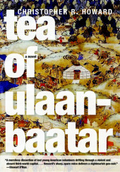 Tea of Ulaanbaatar Cover