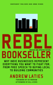 Rebel Bookseller Cover