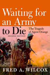 Waiting for an Army to Die Cover