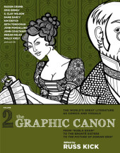 The Graphic Canon, Vol. 2 Cover